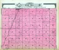 Rose Dell Township, Jasper, Rock County 1914